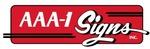 AAA - 1 Signs
