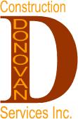 Donovan Construction Services Inc