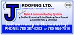 Triple J Roofing Ltd.