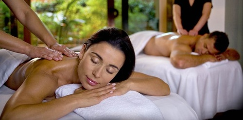 Couples or Same Time Massage