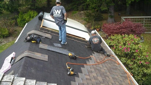 Water Tight Roofing North Coast Roofing Astoria