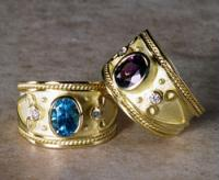 Byzantine Design- Villarreal, Designers of Exquisite Jewelry, 7600 Burnet Road Austin,TX 78757