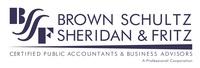 Brown Schultz Sheridan & Fritz (BSSF), CPAs