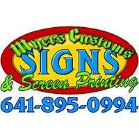 Myers Custom Signs & Screen Printing