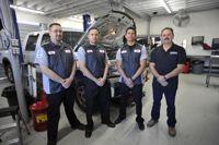Our Fantastic Technicians!!