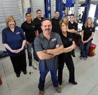 Your Automotive Team!
