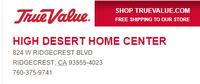 High Desert Home Center