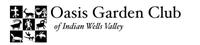 Oasis Garden Club of Indian Wells Valley