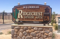 Ridgecrest Senior Apartments