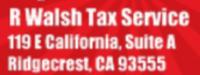 R Walsh Tax Service