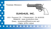 GUNS4US, INC