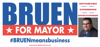 Bruen for Mayor