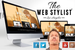 THE WEB STYLIST