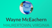 Wayne McEachern ~ Get Well Now, LLC