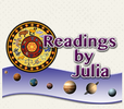 Readings by Julia