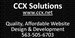 CCX Solutions - Website Design & Development