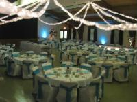Community banquet facilities for parties up to 200