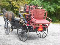 Deacon's Design Bench on Amish Horse Buddy