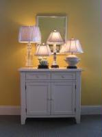 Lamps and Furniture