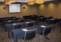 Banquet/meeting room with audio/visual equipment