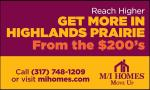 M/I Homes - Highlands Prairie