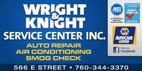 Wright & Knight Service Center