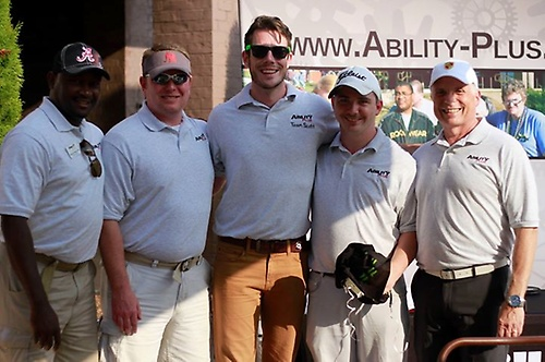 2nd Annual Chip In With Ability Plus Golf Tournament - Burning Tree Sept 19 2014