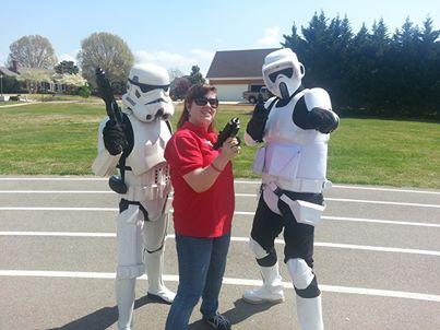 Walk for Autism event at Hampton Cove Spring 2014