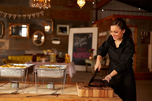 Call 866-BARBECUE to speak to a catering expert today!
