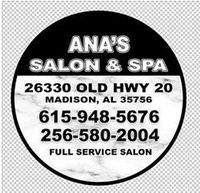 Ana's Salon & Spa, LLC