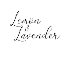 Lemon & Lavender*