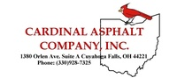 Cardinal Asphalt/Cement/Excavating Company, Inc.