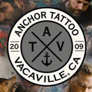 Anchor Tattoo Vacaville