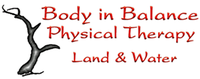 Body in Balance Physical Therapy Land & Water