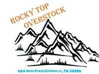 ROCKY TOP OVERSTOCK
