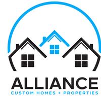 ALLIANCE CUSTOM HOMES + PROPERTIES