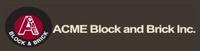 ACME BLOCK & BRICK