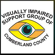 VISUALLY IMPAIRED SUPPORT GROUP OF CUMBERLAND COUNTY