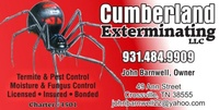 CUMBERLAND EXTERMINATING LLC