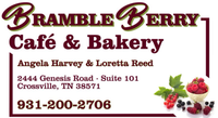 BRAMBLE BERRY CAFE AND BAKERY