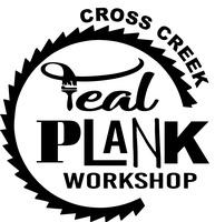 Teal Plank Workshop Cross Creek