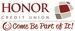 Honor Credit Union