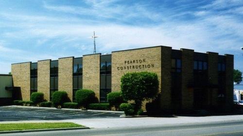 Pearson Construction Headquarters