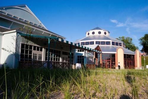 Shadowland Ballroom at Silver Beach Center