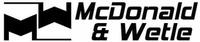 McDonald & Wetle Inc.
