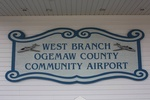 West Branch Community Airport