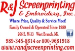 R & J Screenprinting & Embroidery