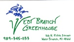 West Branch Greenhouse