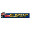 West Branch Napa Auto Truck & Trailer