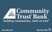 Community Trust Bank -- Mouthcard